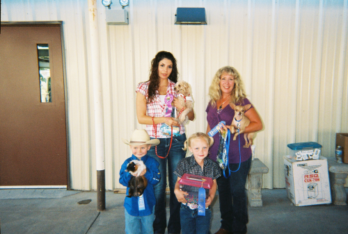 2011 Pet Show Winners